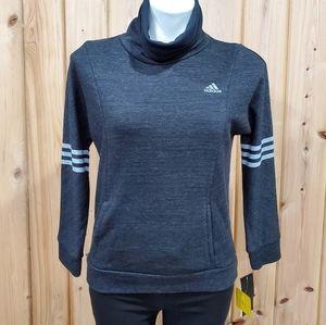 🆕️ Adidas Funnel Neck  sweatshirt
